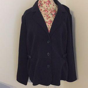 St.Johns Bay brand woman's 3X jacket coat NWOT